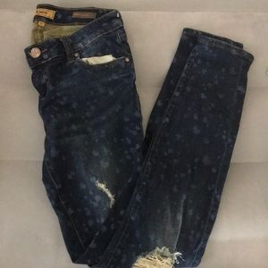 STS blue denim jeans
